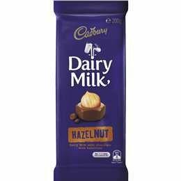 Cadbury Hazelnut 200G
