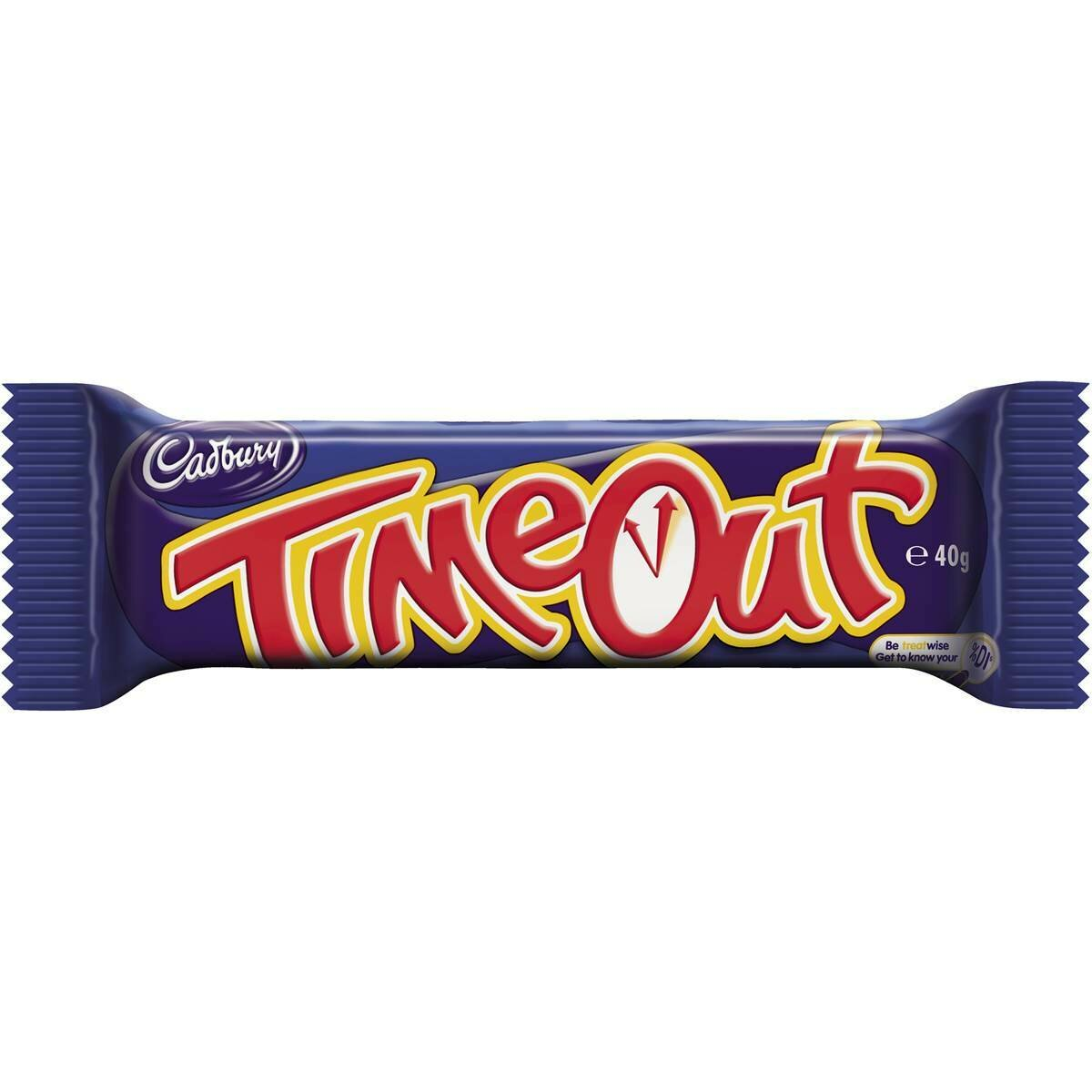 Cadbury Time Out 40G