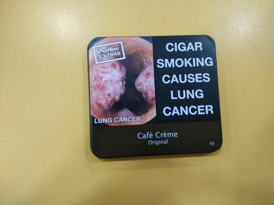 Café Cream Original 10