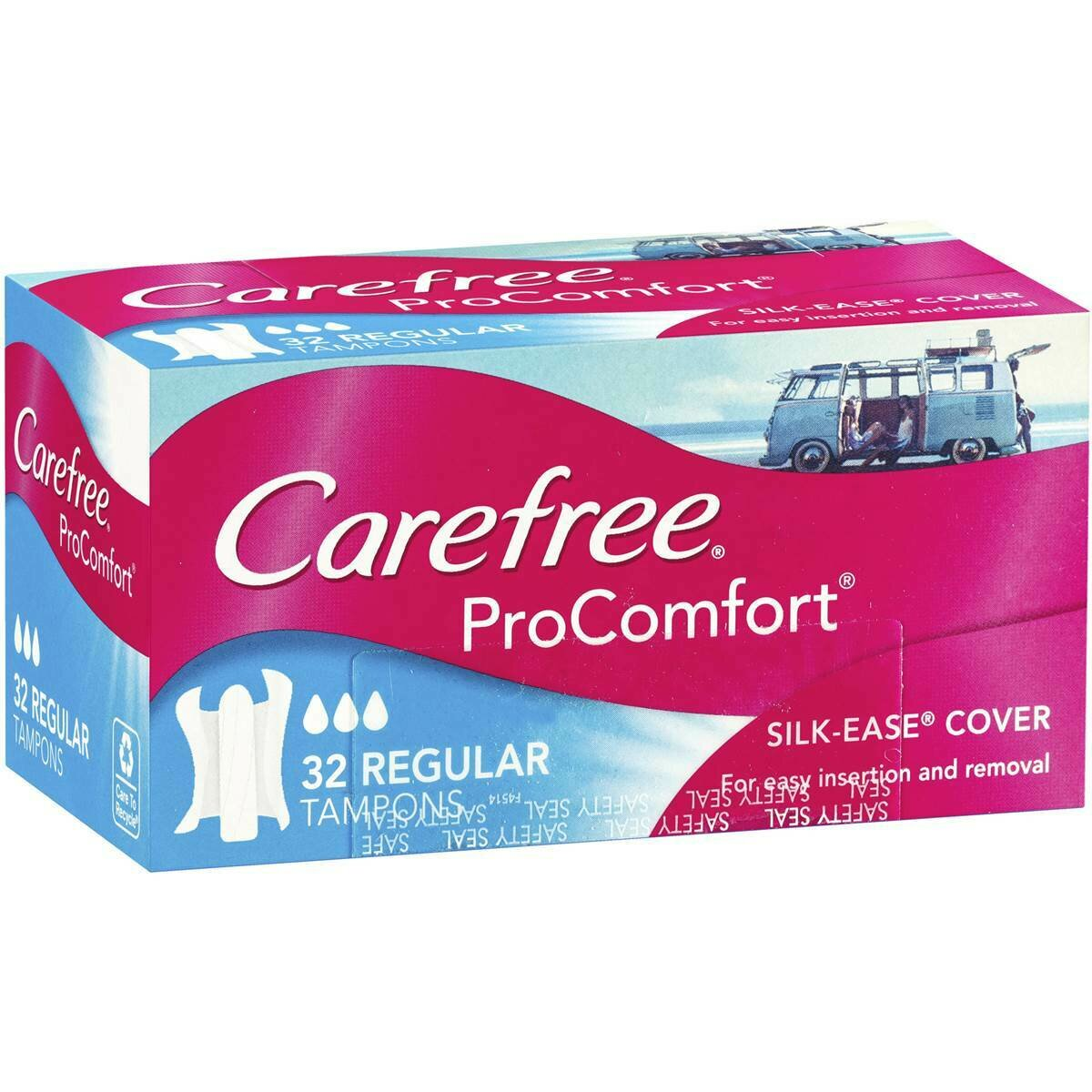 Carefree Procomfort Mini 16pk