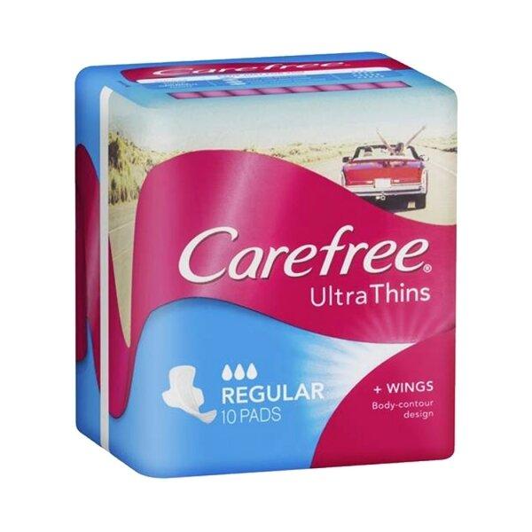 Carefree Regular 10pk