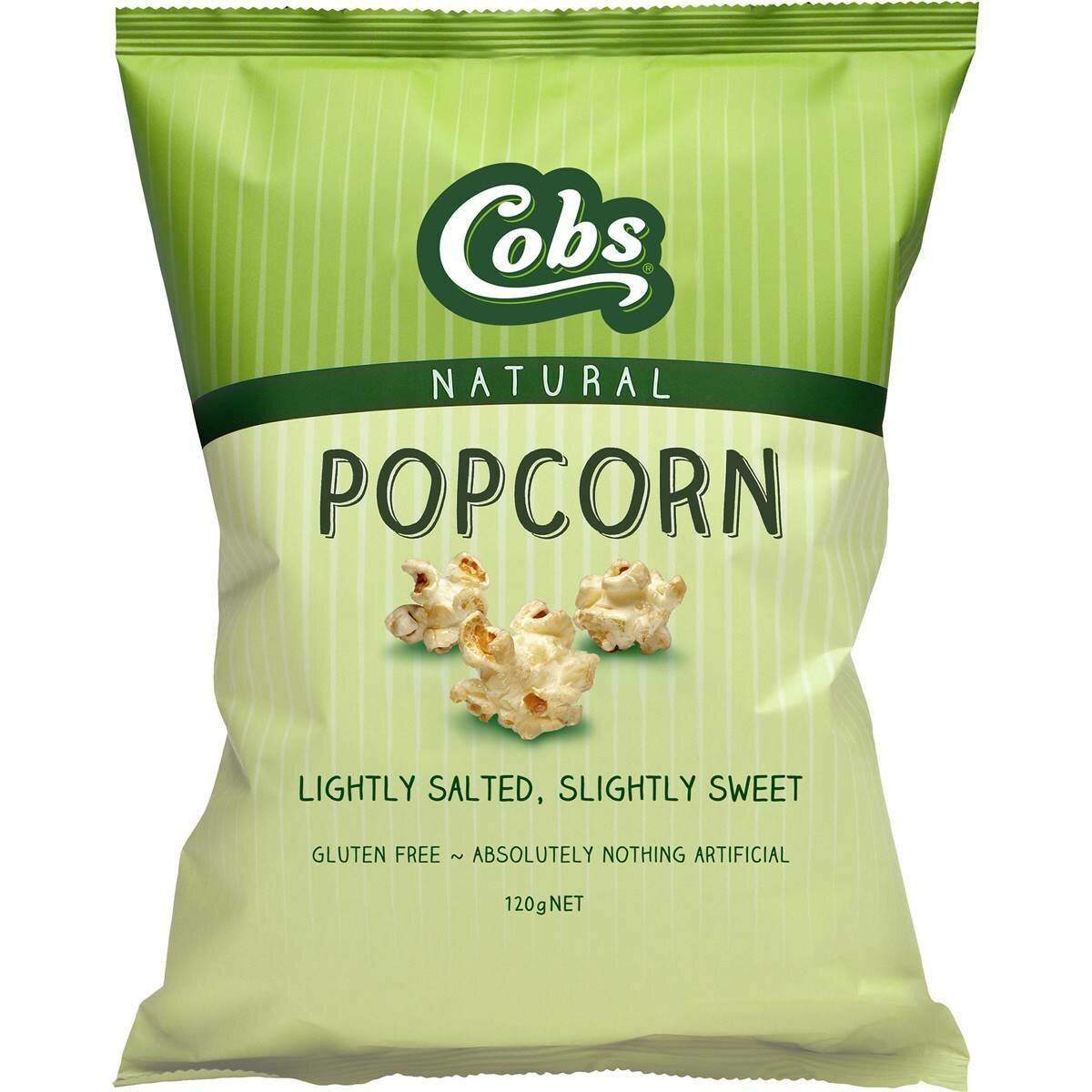 Cobs Popcorn Lightly Salted 120g