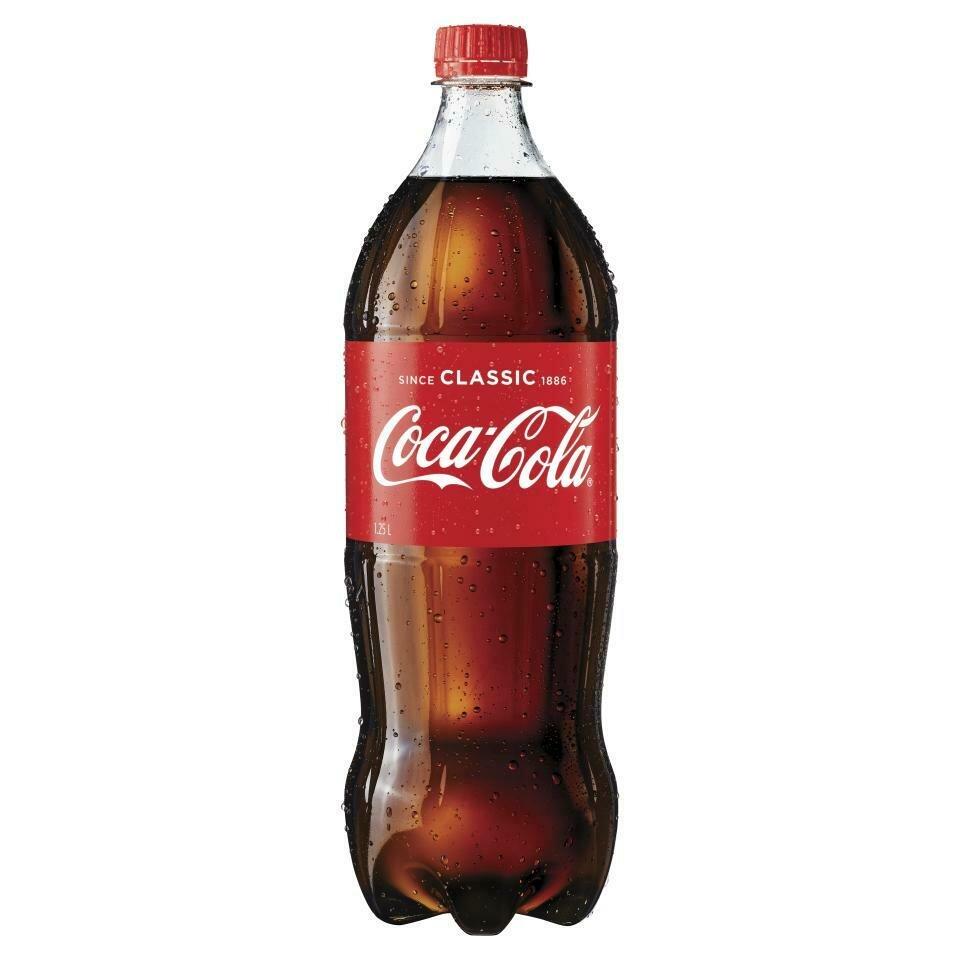 Coca Cola Classic 1.25L