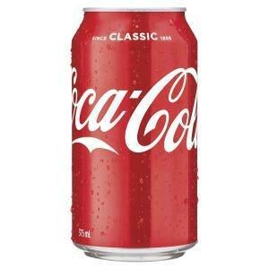 Coca Cola Classic 375ML