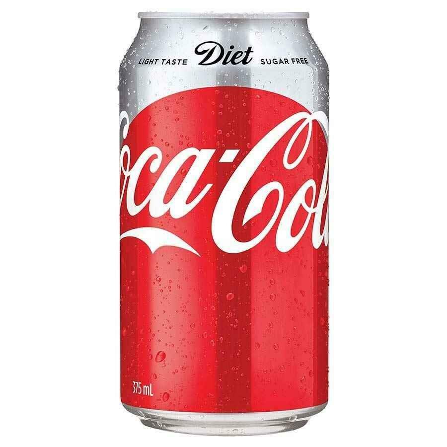 Coca Cola Diet 375ML