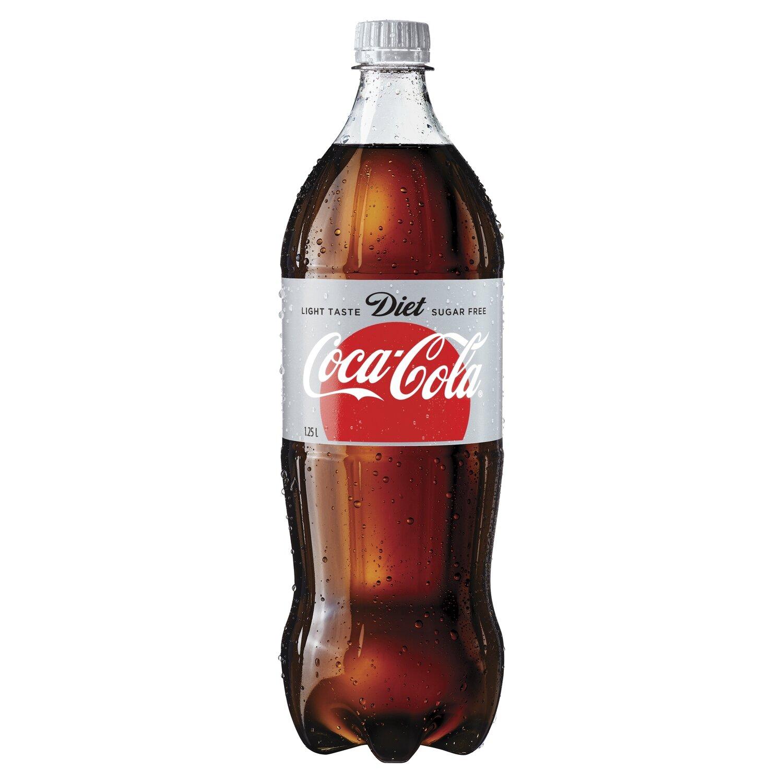Coca Cola Diet 1.25L