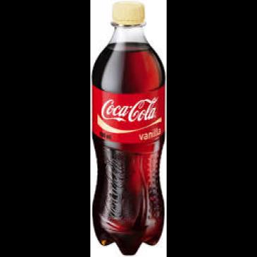 Coca Cola Vanilla 600ML