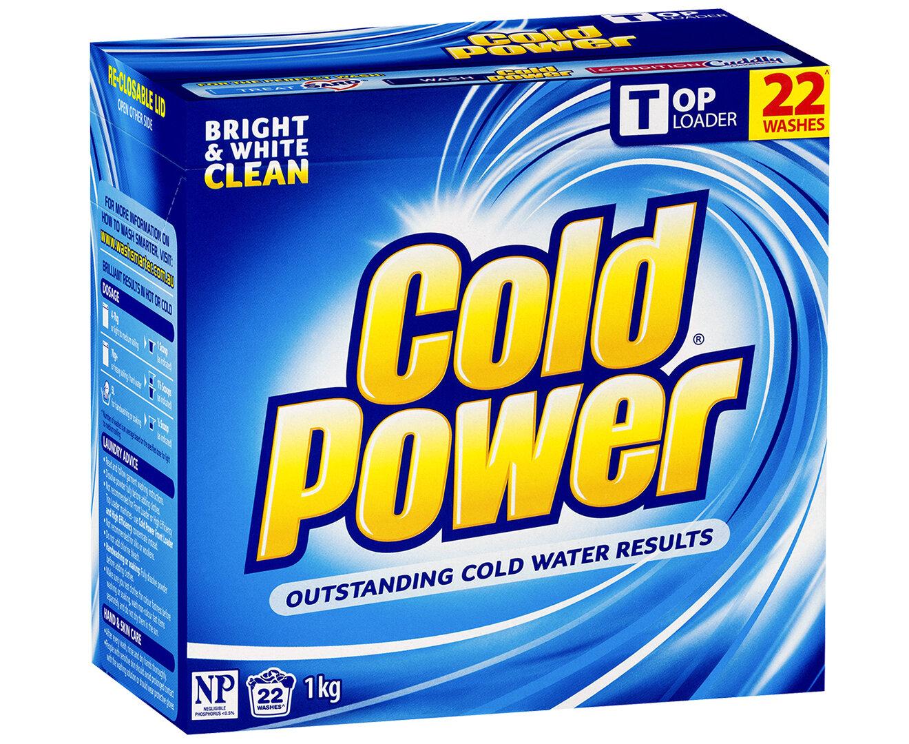 Cold Power Top Loader 1Kg