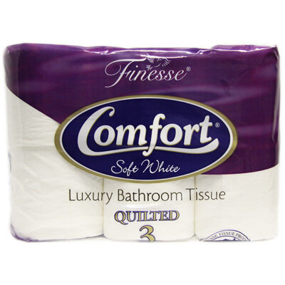Comfort 6 Roll Toilet Paper