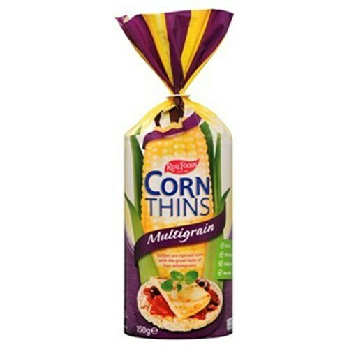 Corn Thins Multigrain 150G