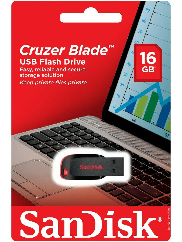 Cruzer USB Drive 16GB