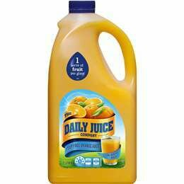 Daily Juice Orange 2L