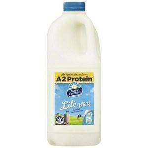 Dairy Farmers Lite White 2L