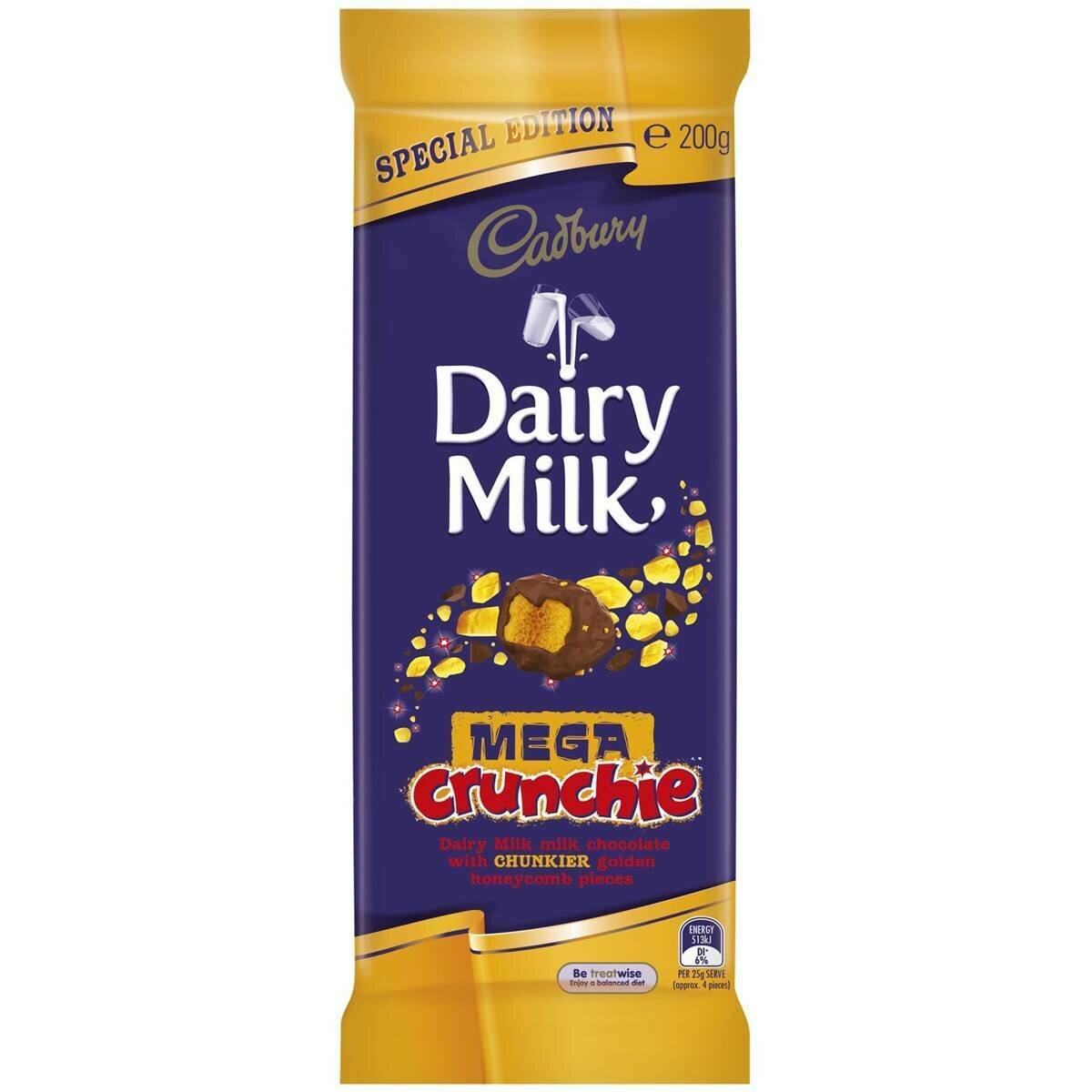 Cadbury Crunchie 180G