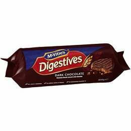 Mcvities Digestives Dark Chocolate 300G