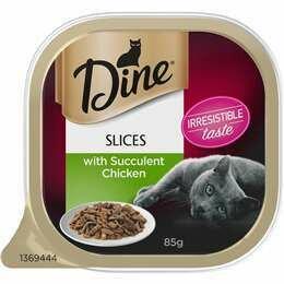 Dine Cat Food Tuna 85g
