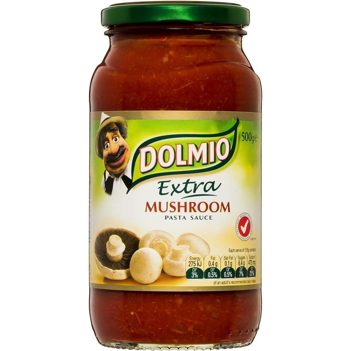 Dolmio Extra Mushroom Pasta Sauce