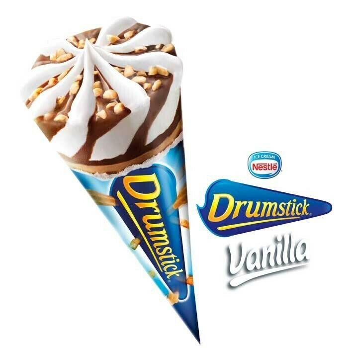 Drumstick Vanilla