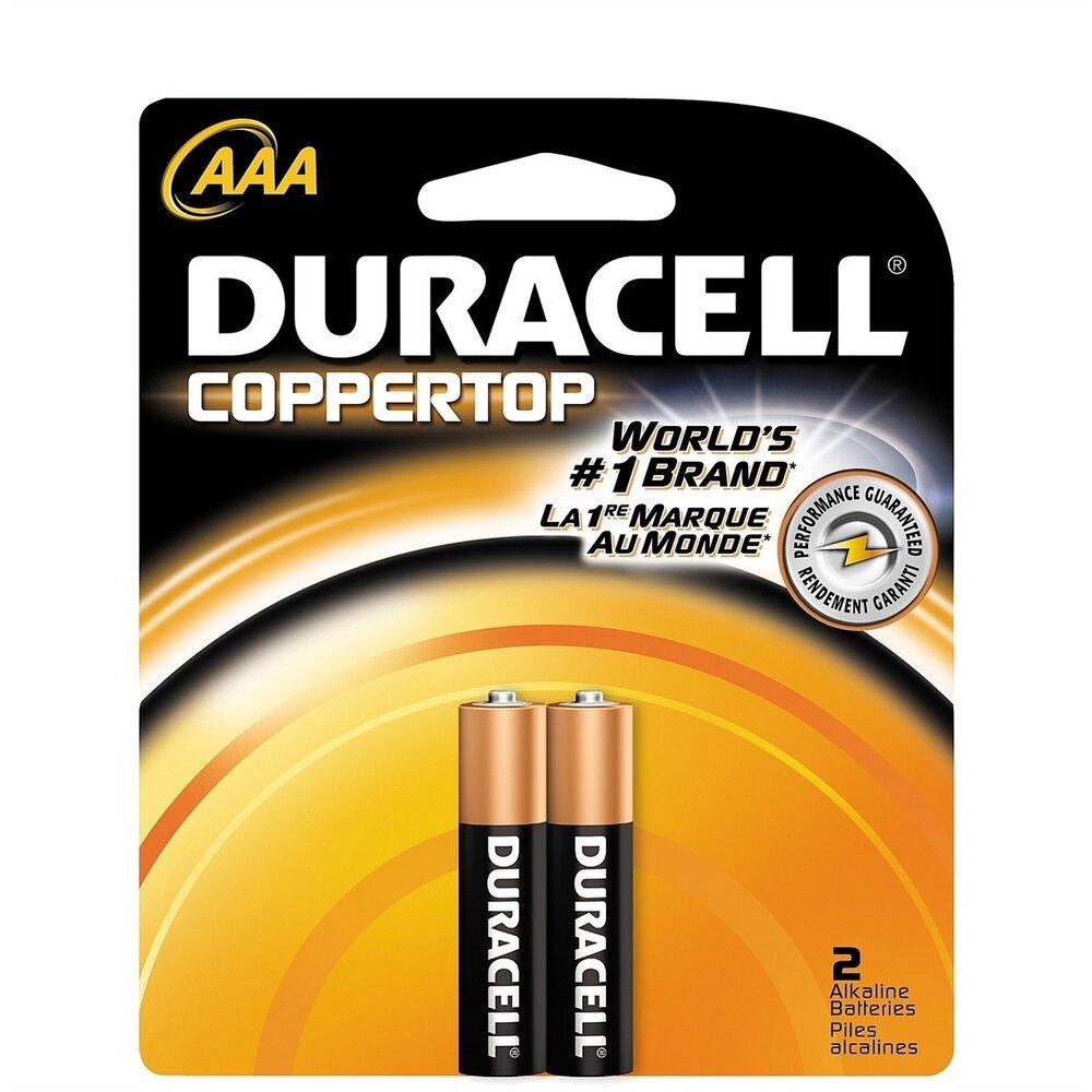 Duracell AAA 2pk