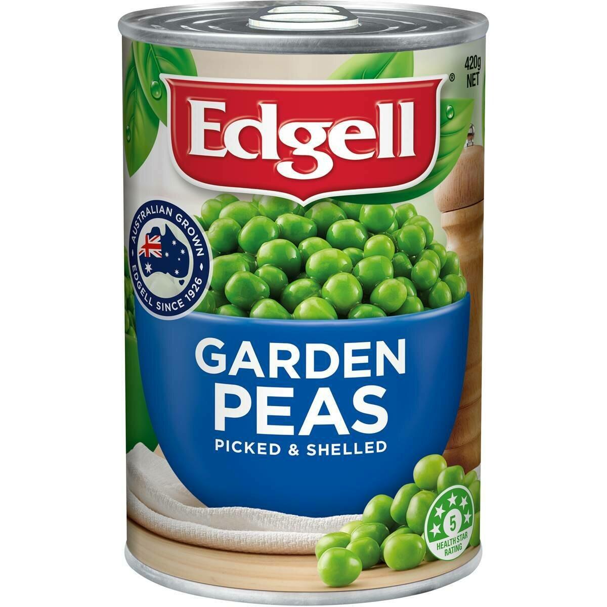 Edgell Garden Peas 420G