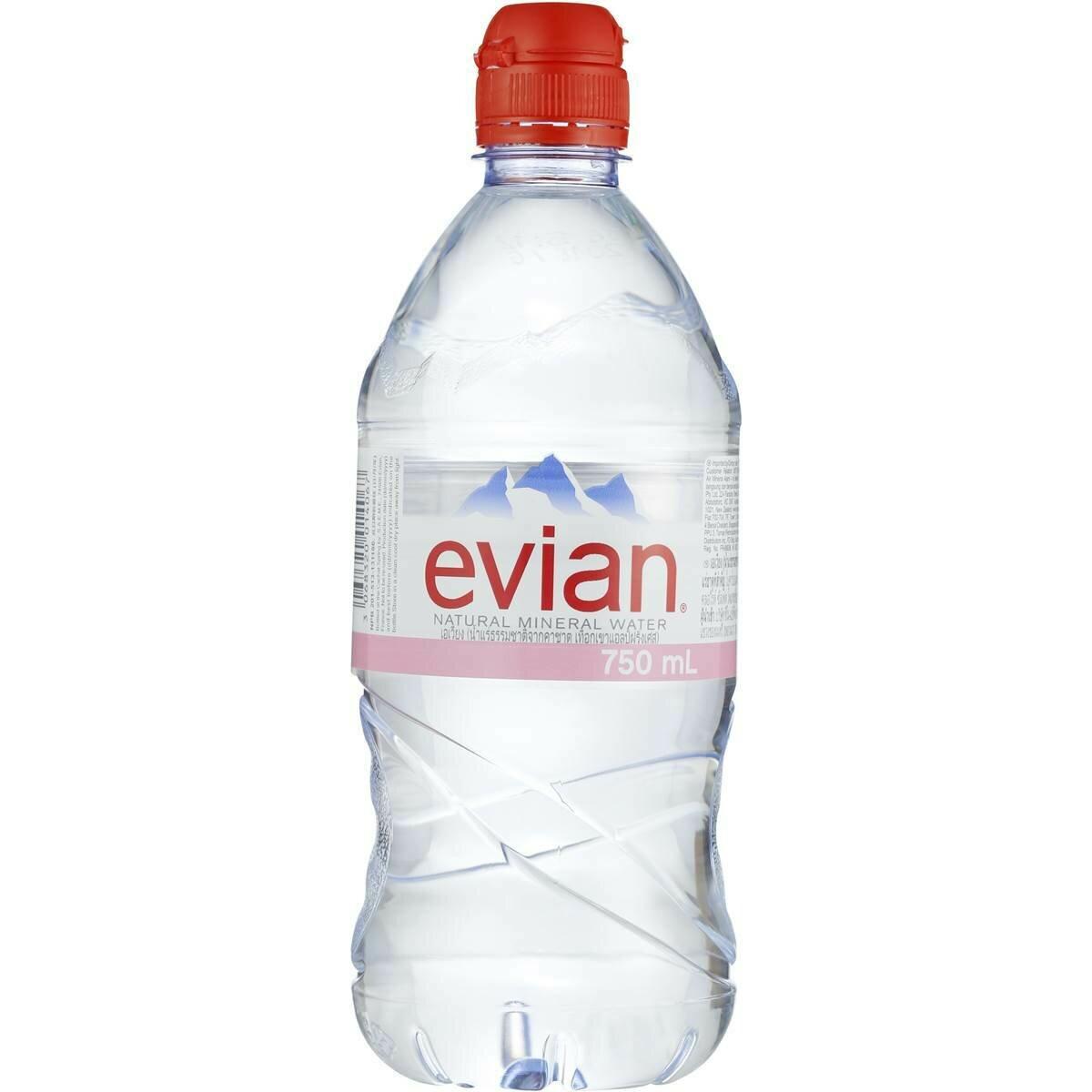 Evian Water 750ML