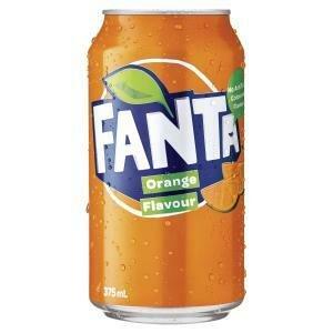 Fanta Orange 375ML