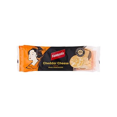 Fantastic Cheddar Cheese 100g