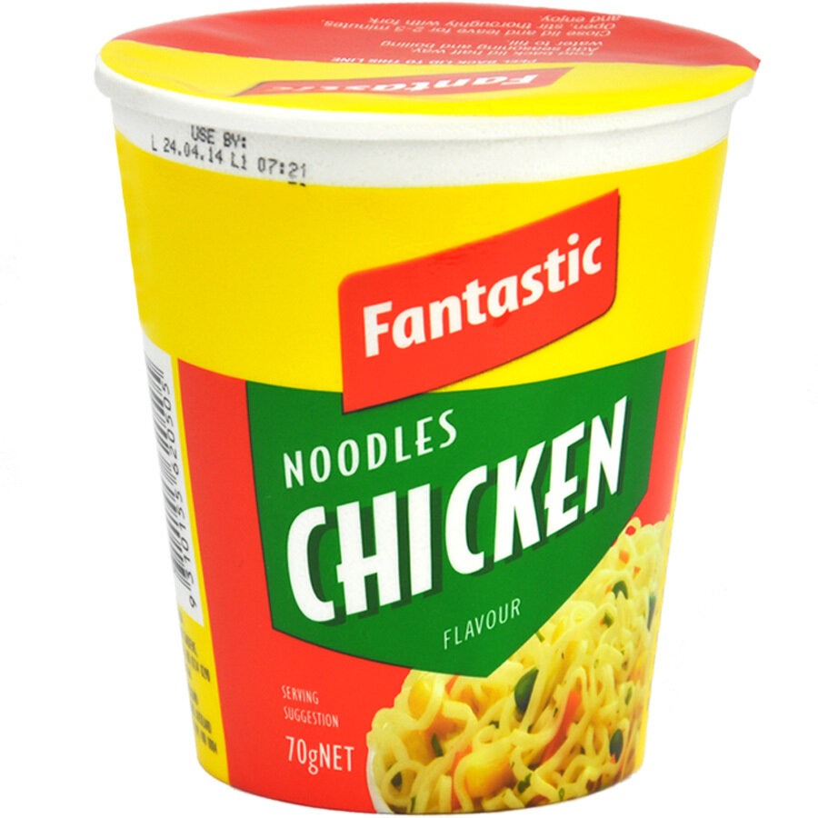 Fantastic Noodles Chicken 70G