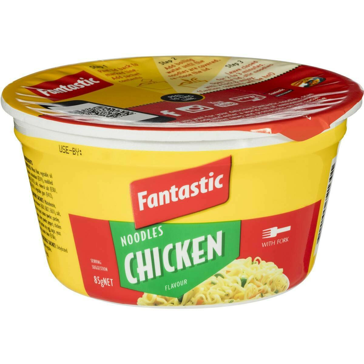 Fantastic Noodles Chicken 85G