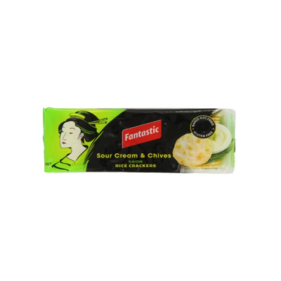 Fantastic Sour Cream & Chives 100g