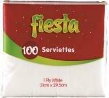 Serviettes 100 Pcs