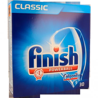 Finish Powerball 30
