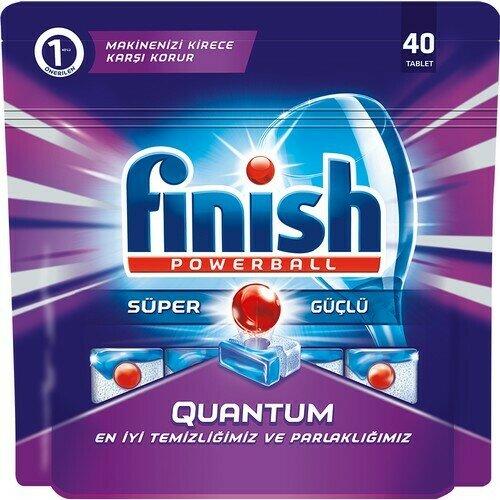 Finish Quatum 40