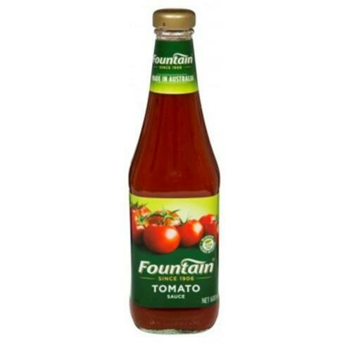 Fountain Tomato Sauce 500ML