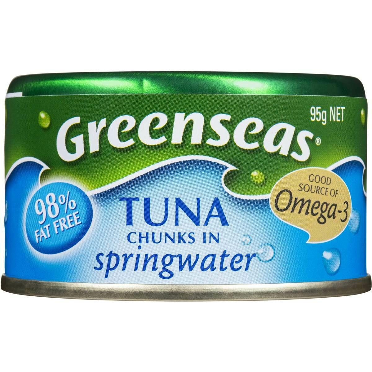 Greensea Tuna Spring Water 95g