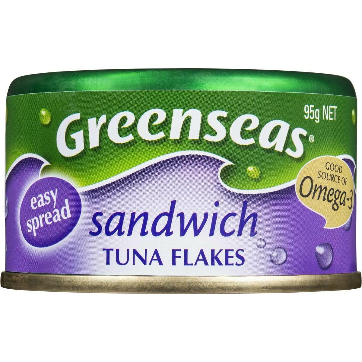 Greenseas Tuna Flakes
