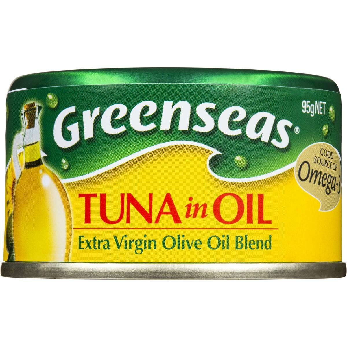 Greenseas Tuna in oil