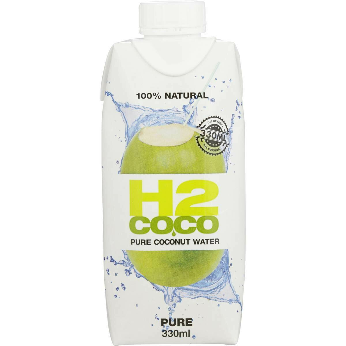 H2 Coco Coconut Water 330ML
