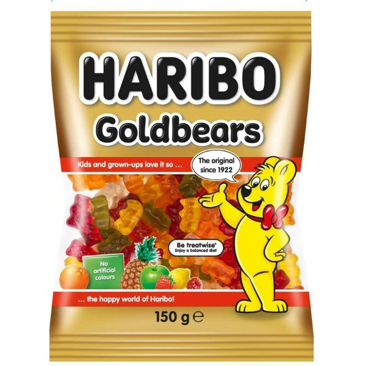 Haribo Gold Bears 150g