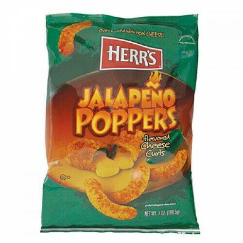 Herr's Jalapeno Poppers 198g