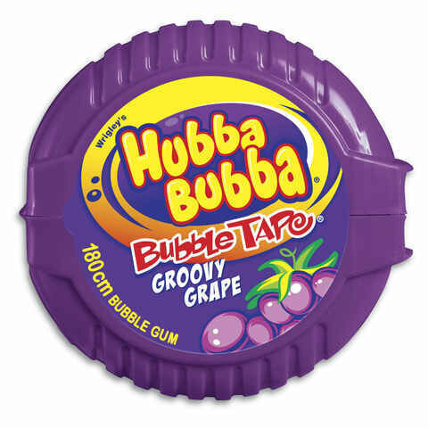 Hubba Bubba Groovy Grape