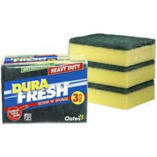 Jalex Household Sponge 3pk