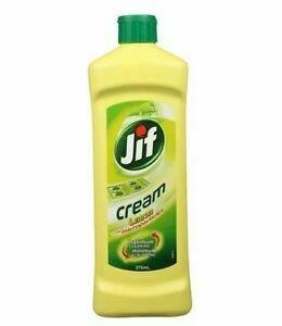 Jiff Cream Lemon 375Ml