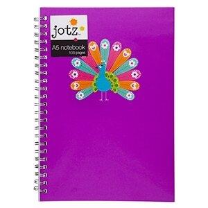 Jotz Notebook A5 Spiral