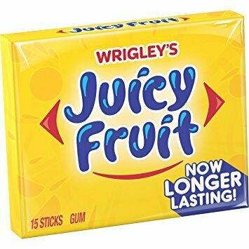 American Wrigley Juicy Fruit