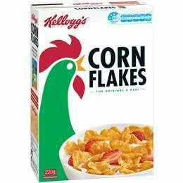 Kelloggs Corn Flakes 220G