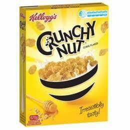 Kelloggs Crunchy Nut 670 G