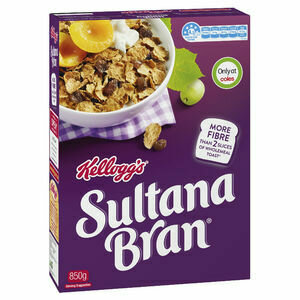 Kellogg's Sultana Bran 850g
