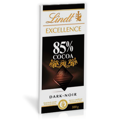 Lindt Chocolate 85% Cocoa 100G