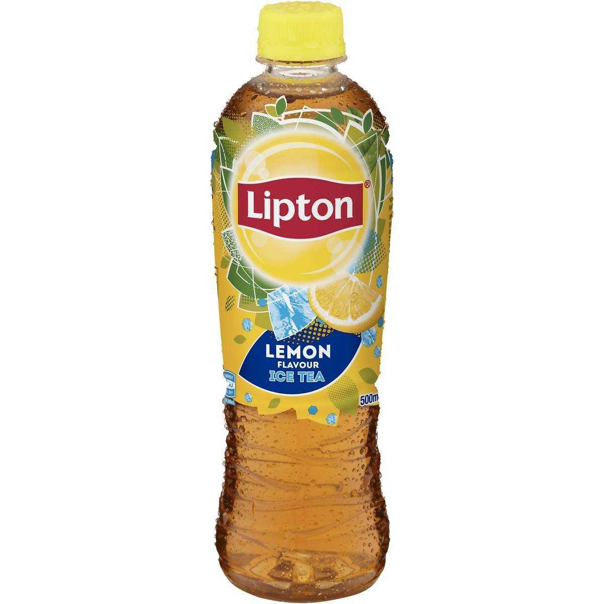 Lipton Green Tea Lemon Light 500ML